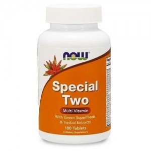 NOW Foods Special Two 180tab