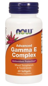 NOW Foods Gamma E Complex – 120 kaps