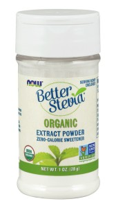 NOW Foods Better Stevia® Extract Powder Stewia 28 g