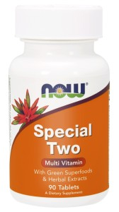 NOW Foods Special Two 90tab