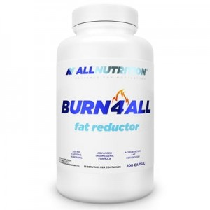 ALLNUTRITION BURN4ALL FAT REDUCTOR 100kap