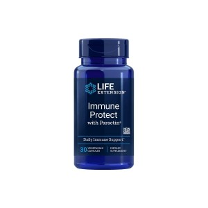 Kenay Immune Protect with Paractin LifeExtension Camu glucan