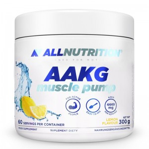 ALLNUTRITION AAKG MUSCLE PUMP