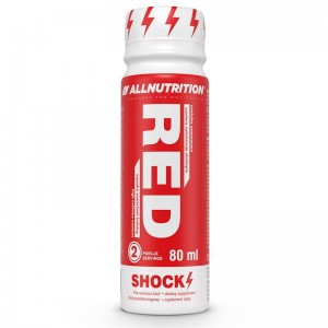 ALLNUTRITION RED SHOCK SHOT