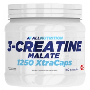 ALLNUTRITION 3-CREATINE MALATE XTRACAPS KREATYNA (1)